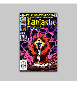 Fantastic Four 244 VF/NM (9.0) 1982