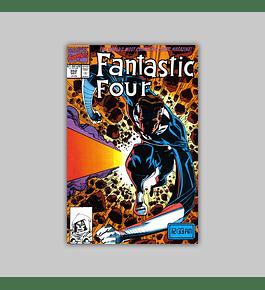 Fantastic Four 352 1991