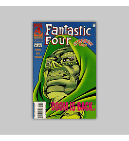 Fantastic Four 406 1995