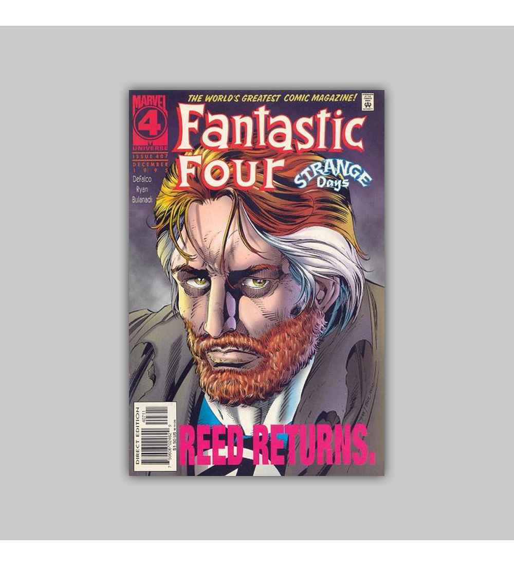 Fantastic Four 407 1995