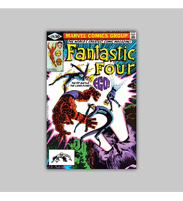 Fantastic Four 235 1981
