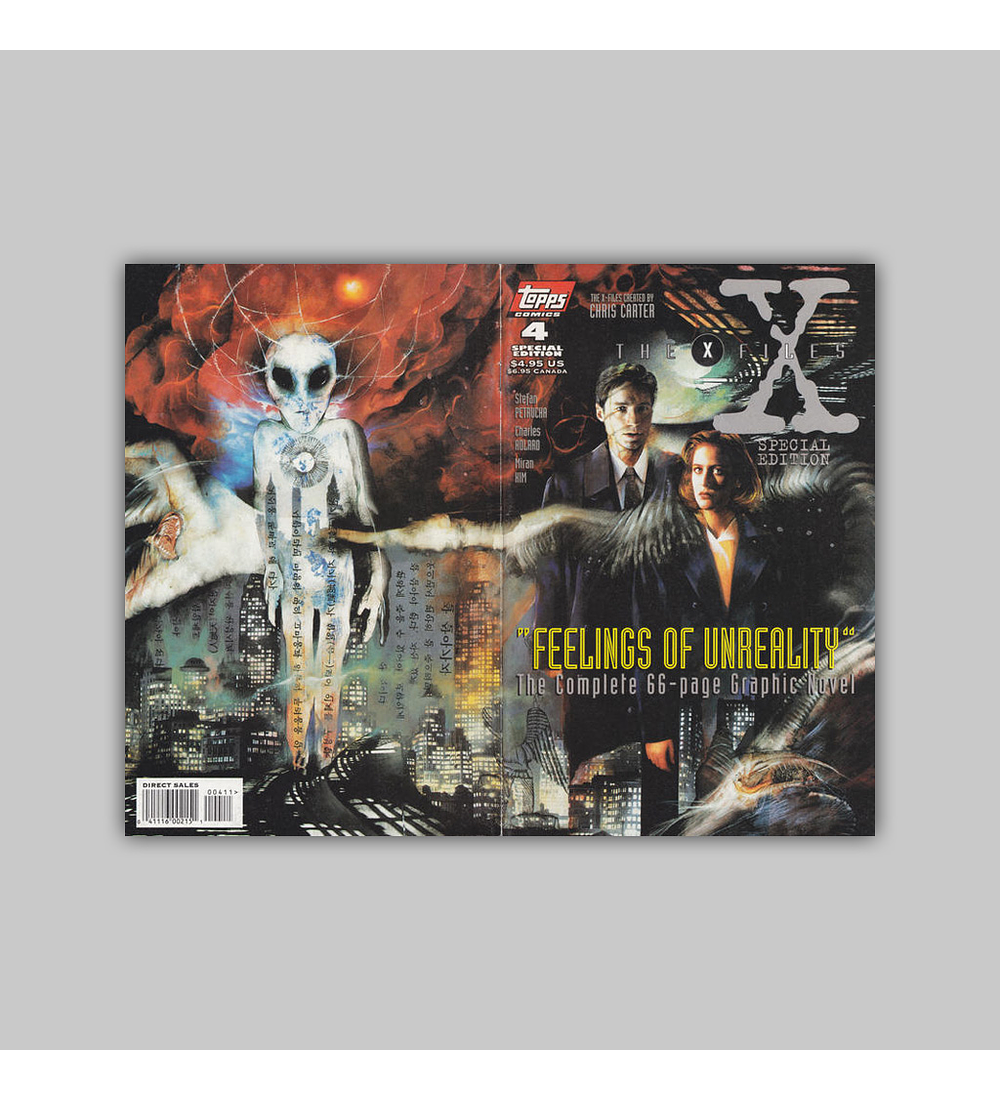 The X-Files Special Edition 4 1996