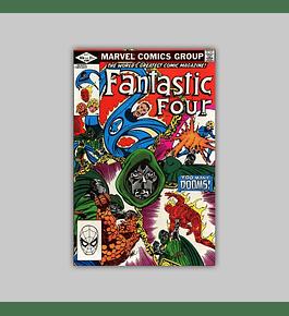 Fantastic Four 246 1982