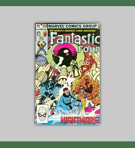 Fantastic Four 248 1982