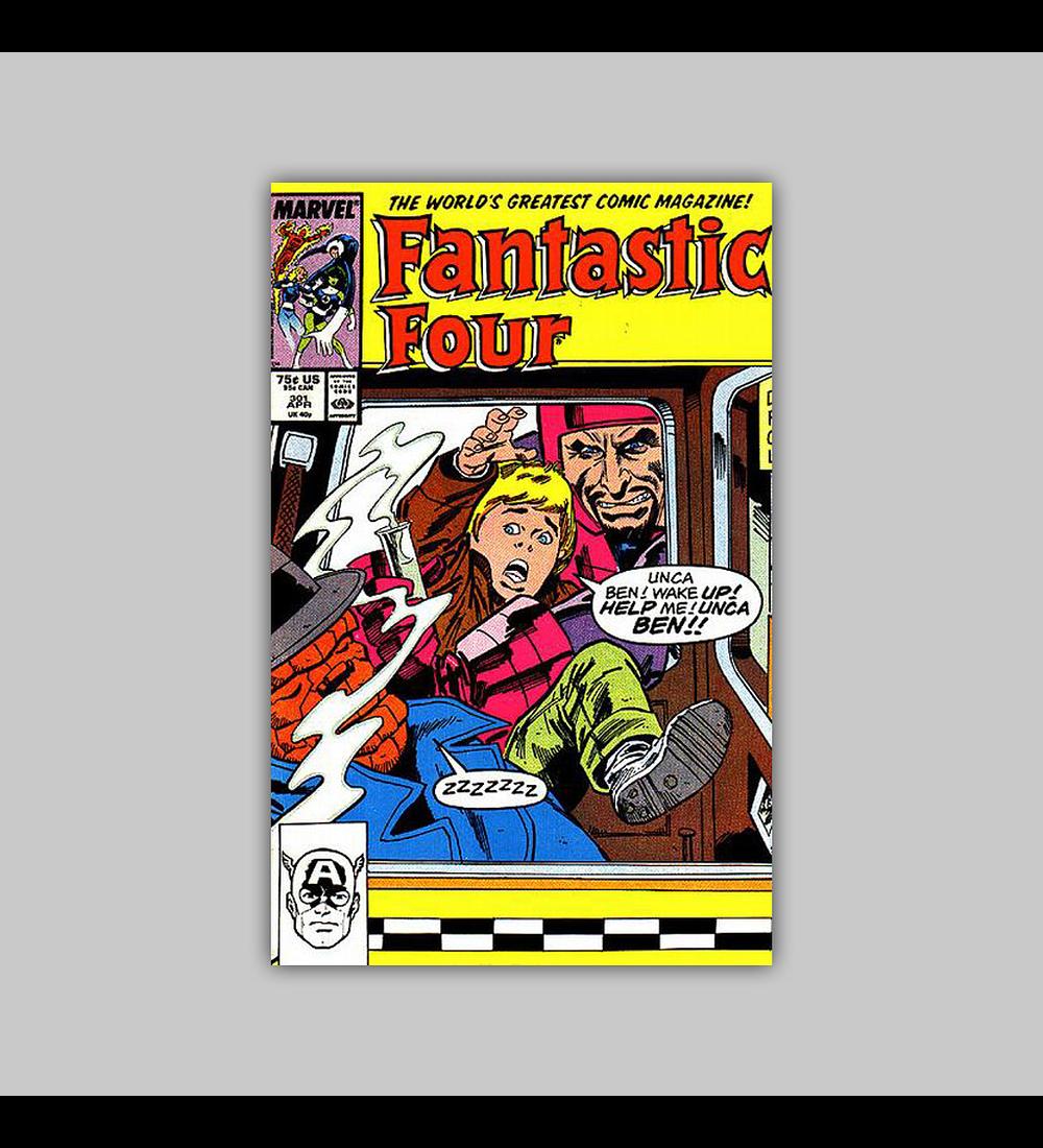 Fantastic Four 301 1987