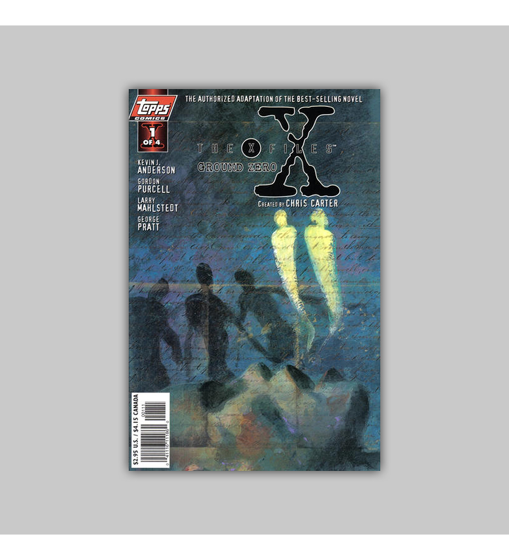The X-Files: Ground Zero (complete limited series) 1998