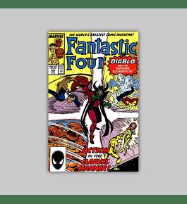 Fantastic Four 306 1987