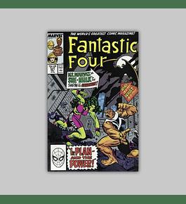 Fantastic Four 321 1988