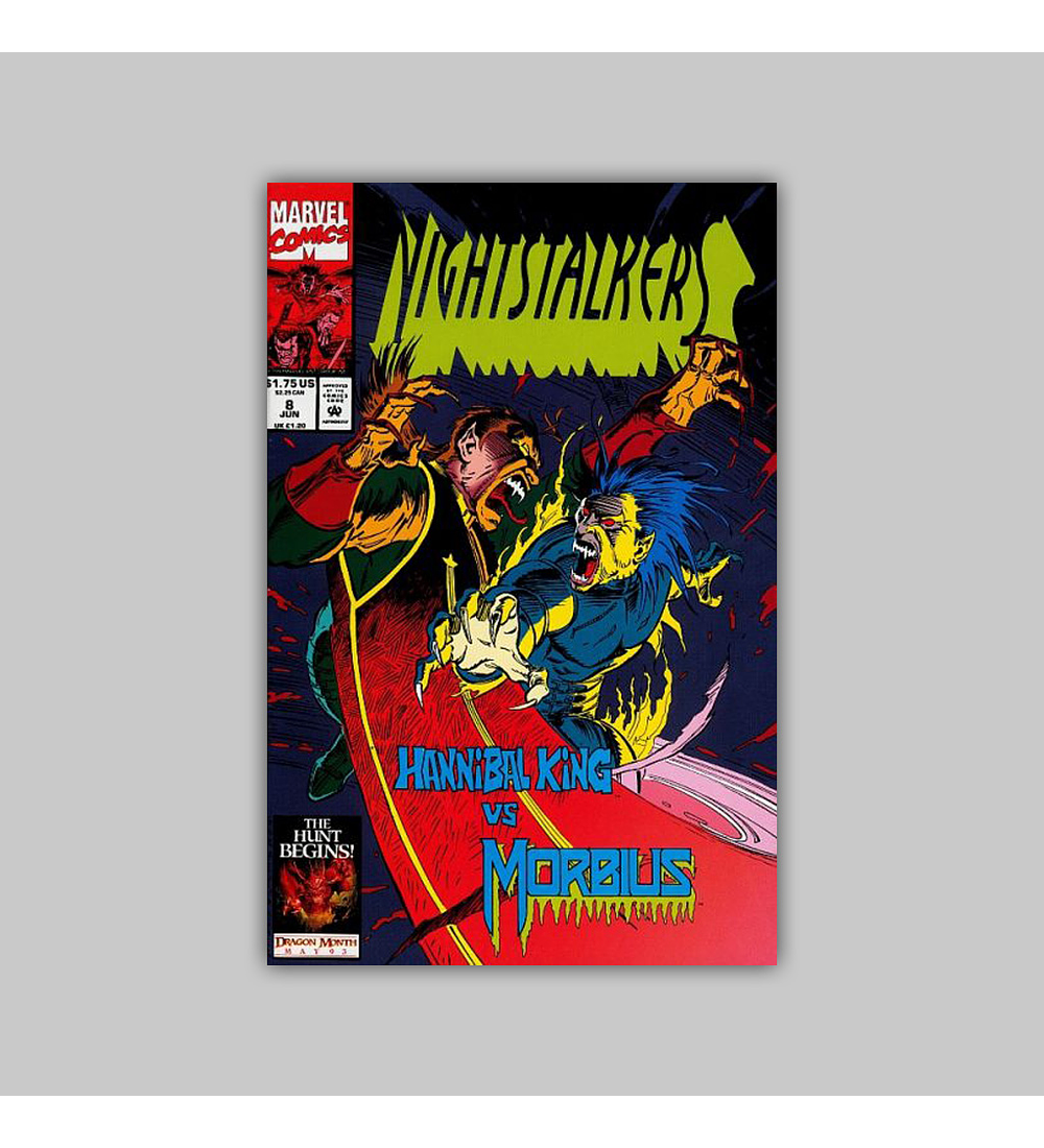 Nightstalkers 8 1993