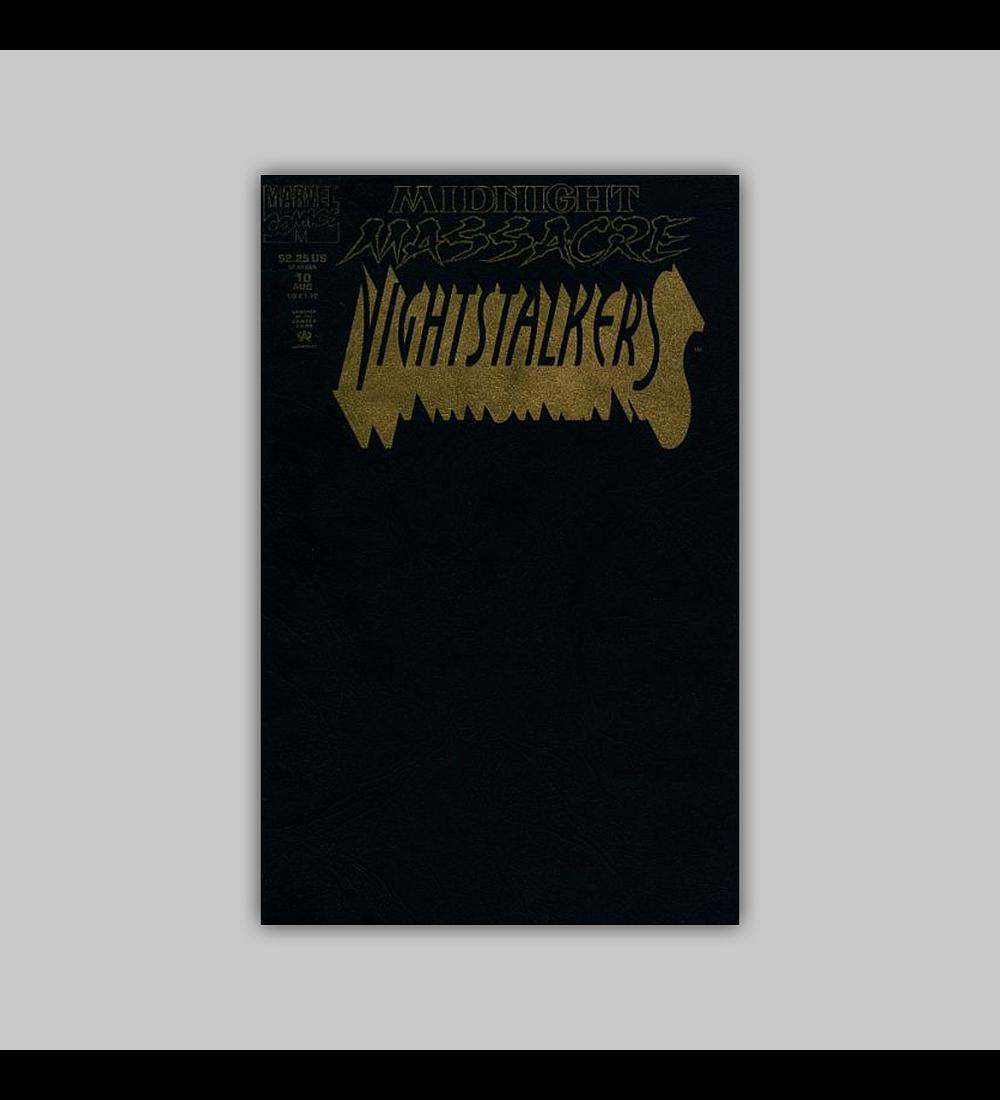 Nightstalkers 10 1993