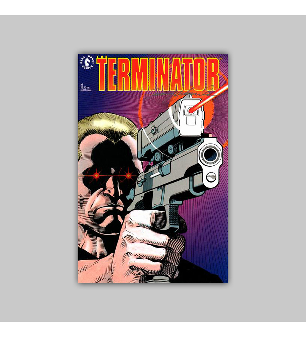 Terminator (complete limited series) 1990