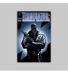 Terminator: Secondary Objectives (complete limited series) 1991