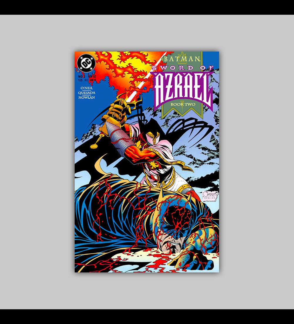 Batman: Sword of Azrael (complete limited series) 1993