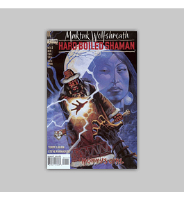 Muktuk Wolfsbreath: Hard-Boiled Shaman (complete limited series) 1998