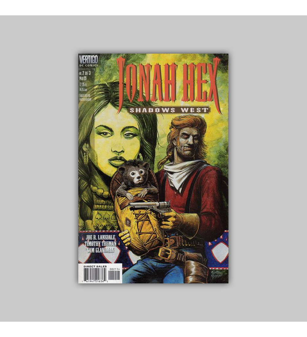 Jonah Hex: Shadows West (complete limited series) 1999