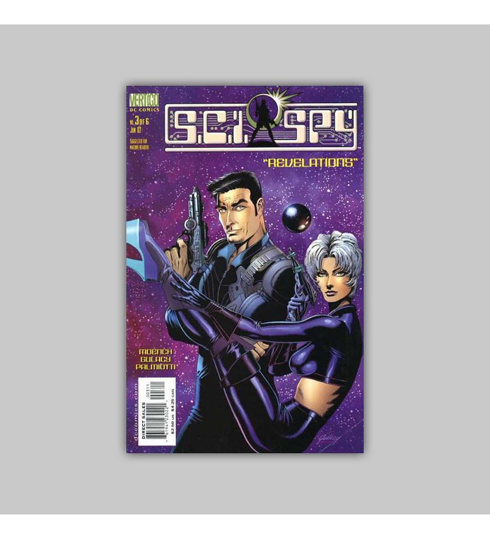 Sci-Spy (complete limited series) 2002