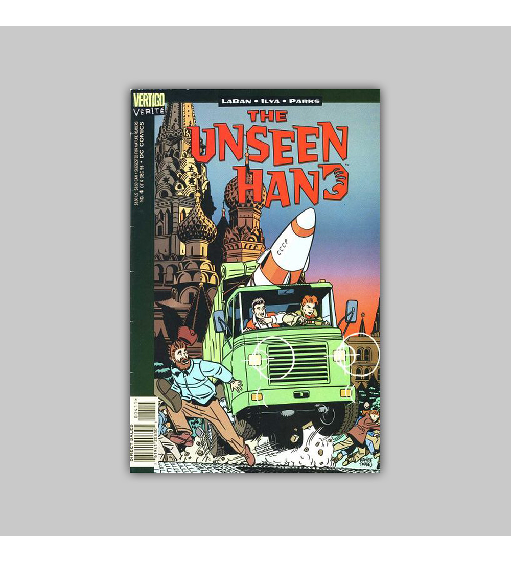 The Unseen Hand (complete limited series) 1996