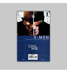 Civil War: X-Men (complete limited series) 2006
