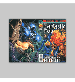 Fantastic Four (Vol. 3) 1 1998