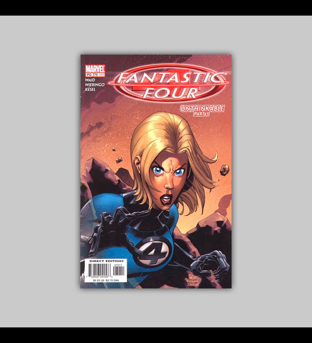 Fantastic Four (Vol. 3) 70 2003