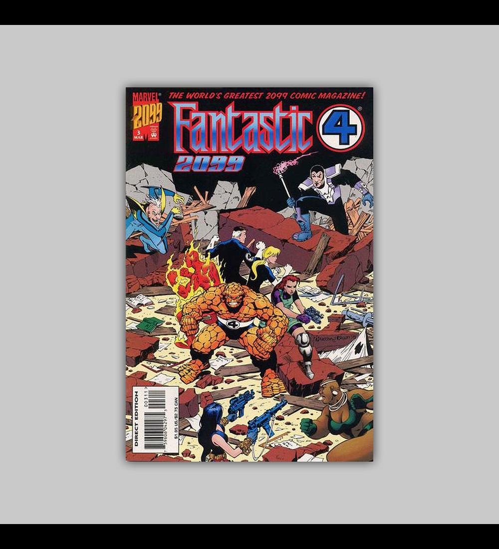 Fantastic Four 2099 3 1996