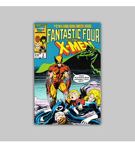 Fantastic Four vs. X-Men 2 1987