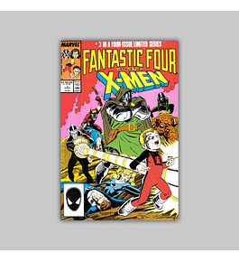Fantastic Four vs. X-Men 3 1987