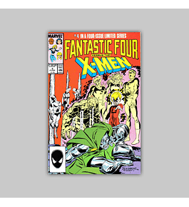 Fantastic Four vs. X-Men 4 1987
