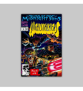 Nightstalkers 1 Polybagged 1992