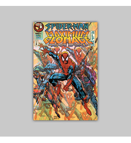 Spider-Man Maximum Clonage: Alpha 1 Acetate 1995