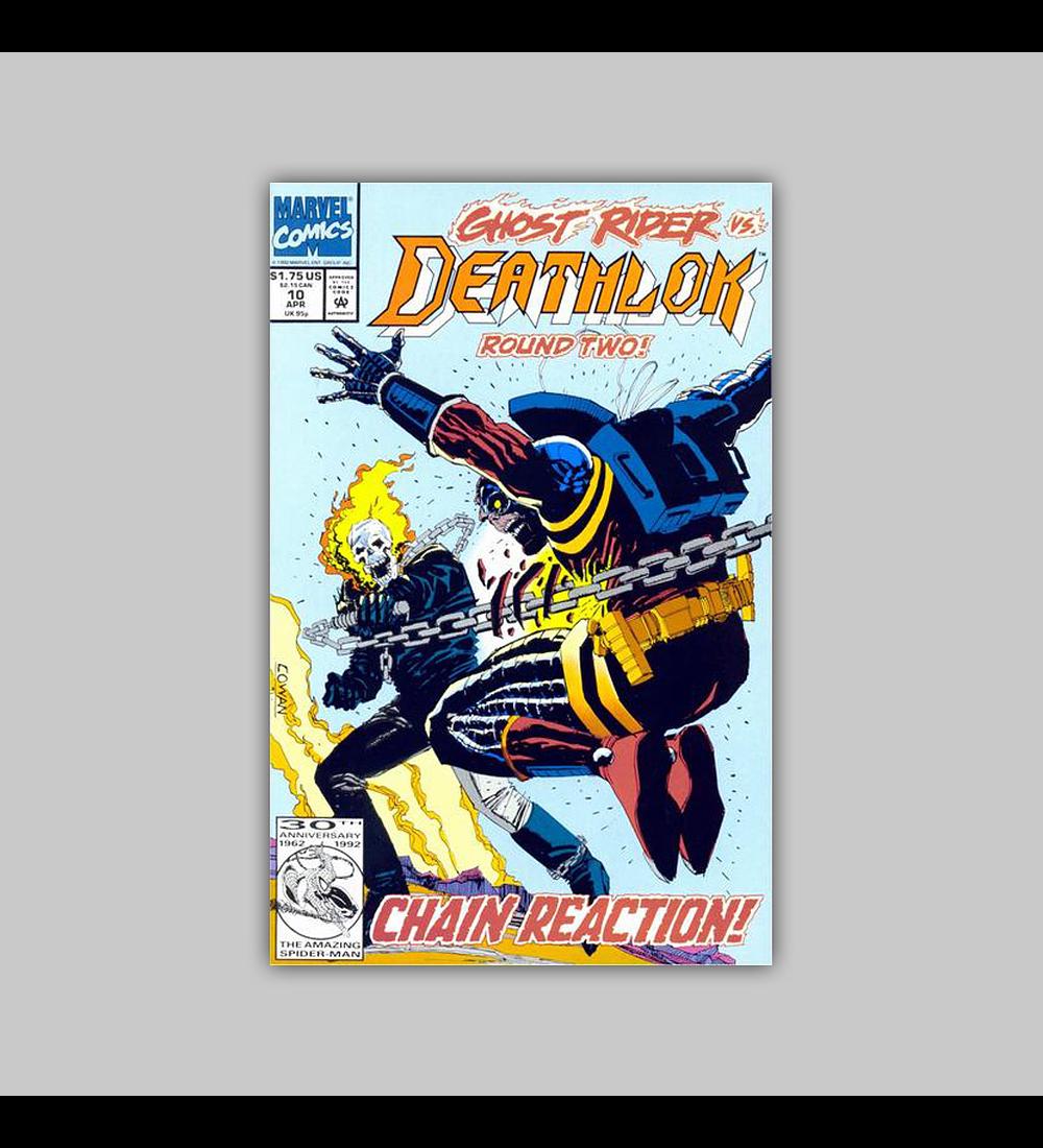 Deathlok 10 1992