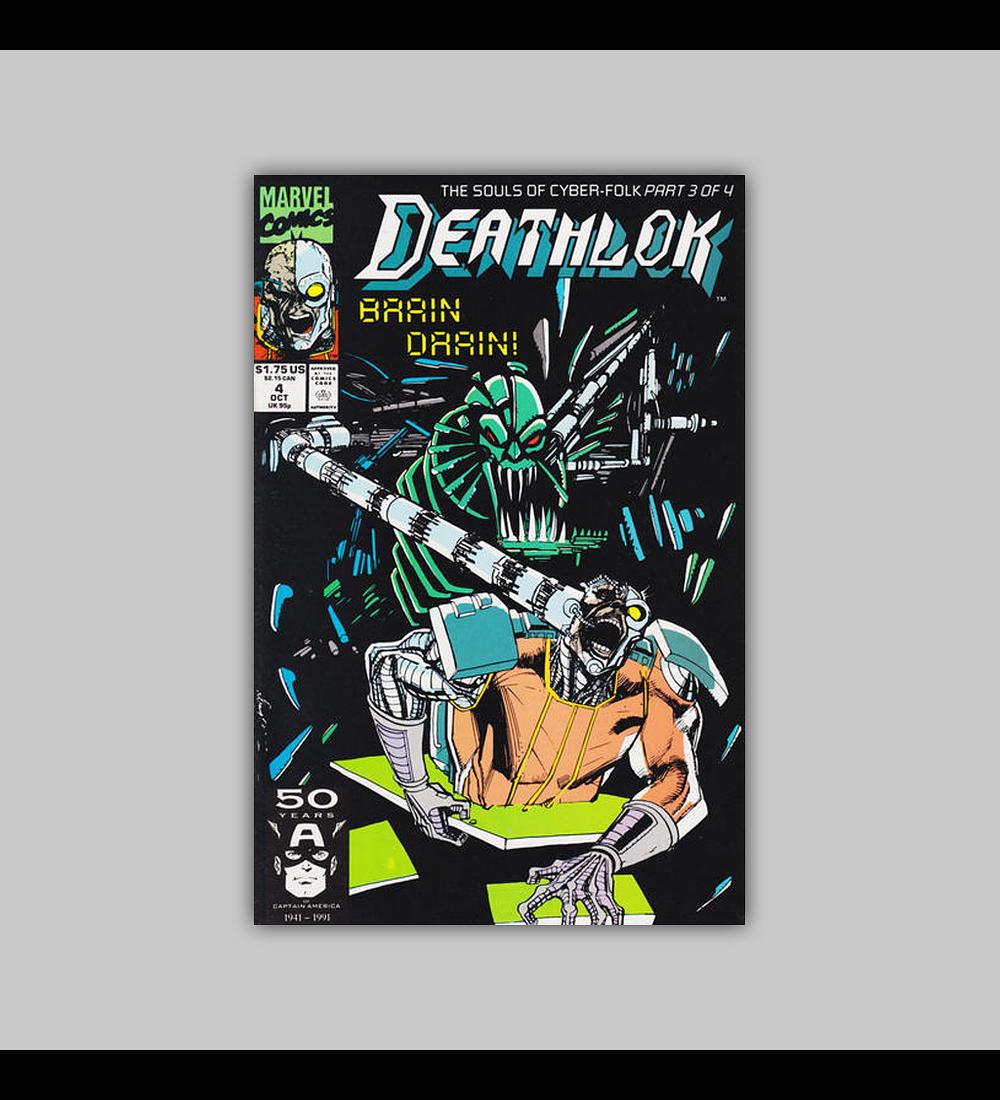 Deathlok 4 1991