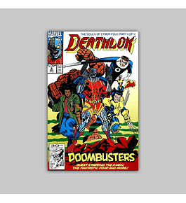 Deathlok 5 1991