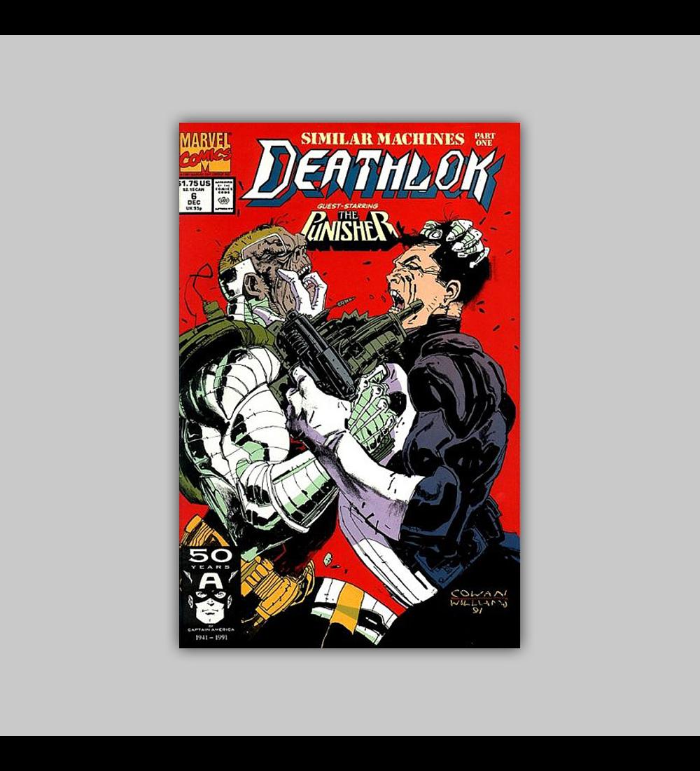 Deathlok 6 1991