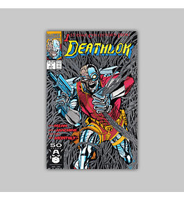 Deathlok 1 1991