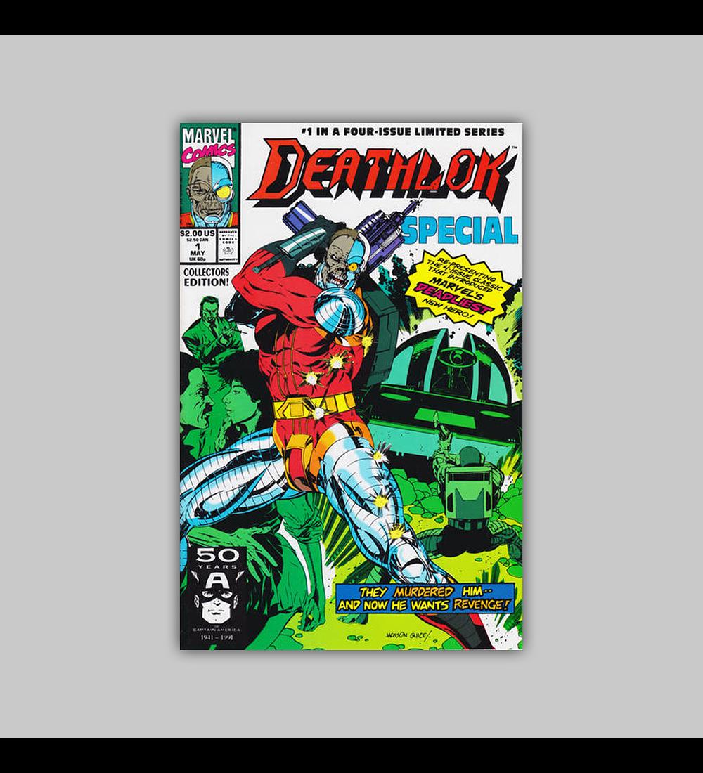 Deathlok Special 1 1991