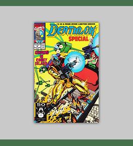 Deathlok Special 2 1991