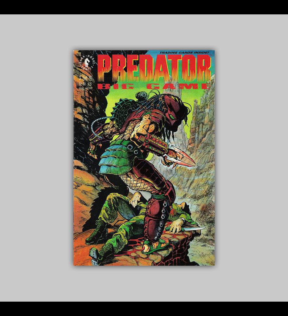 Predator: Big Game 3 1991