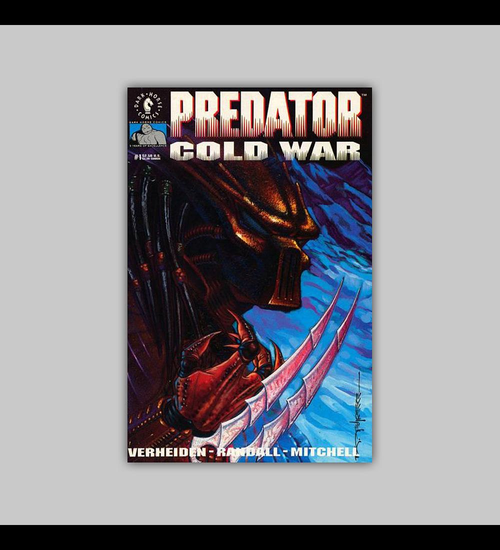 Predator: Cold War 1 VF/NM (9.0) 1991