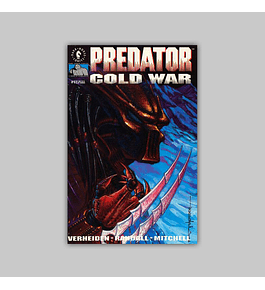 Predator: Cold War 1 VF/NM (9.0) 1991
