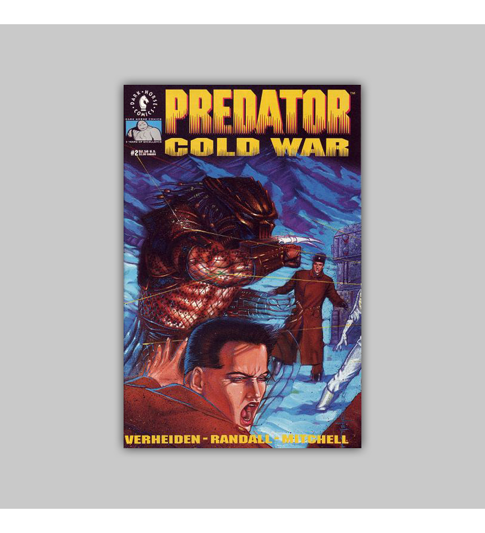 Predator: Cold War 2 1991