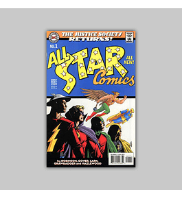 All Star Comics (complete limited series + one-shots) 1999