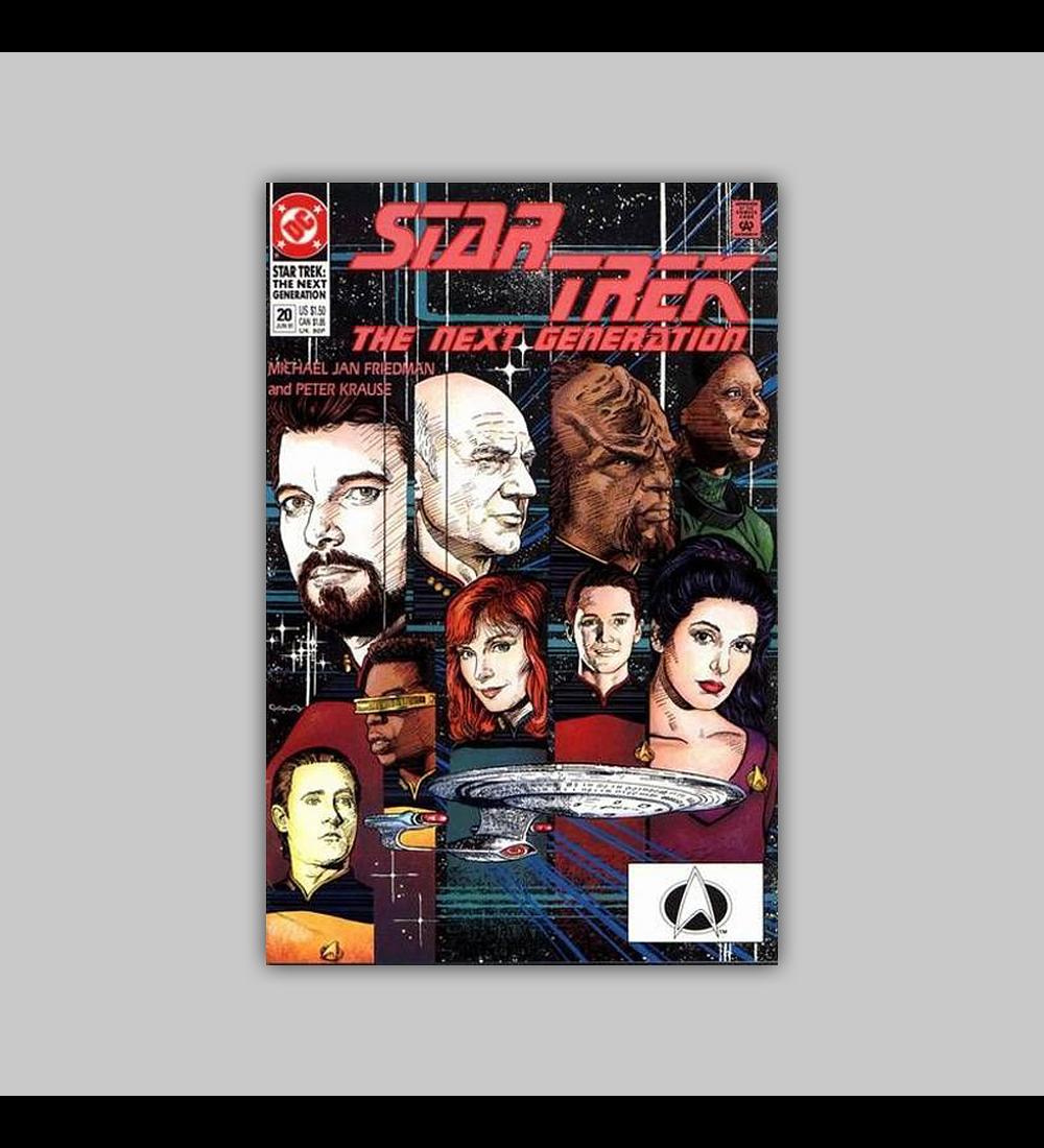Star Trek: The Next Generation 20 1991