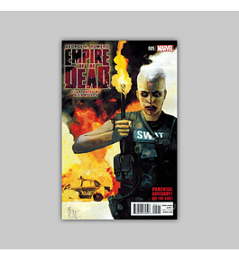 Empire of the Dead: Act One 5 2014