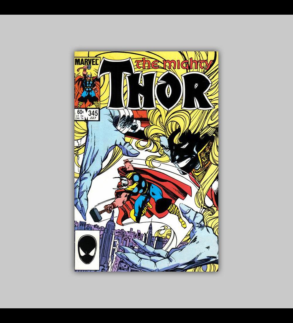 Thor 345 1984