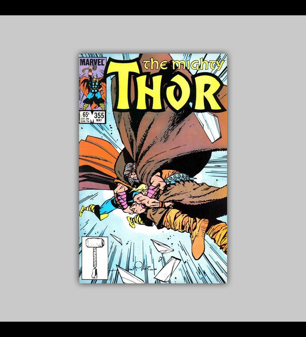 Thor 355 1985