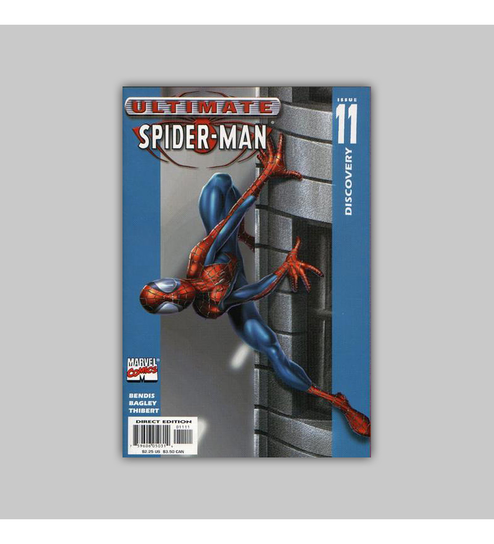 Ultimate Spider-Man 11 2001