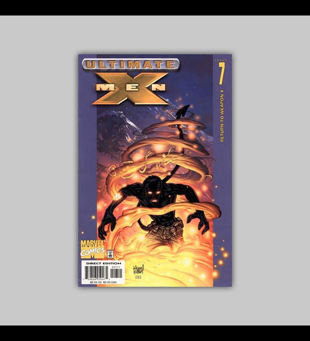 Ultimate X-Men 7 2001