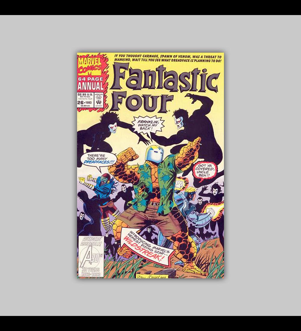 Fantastic Four Annual 26 1993