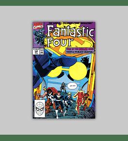 Fantastic Four 340 1990
